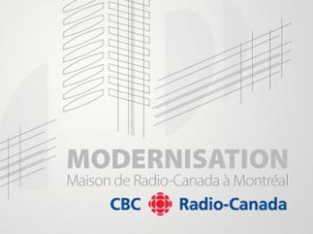 Modernisation de la Maison Radio-Canada